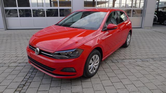 Volkswagen Polo - 1.0TSI 70kW COMFORTLINE EURO6dTemp
