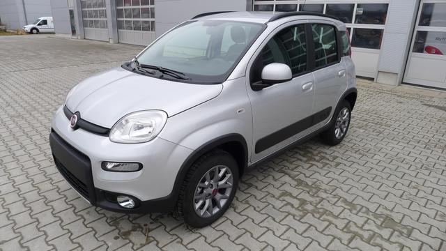 Fiat New Panda - 0.9 TwinAir 4x4 KLIMA ALU