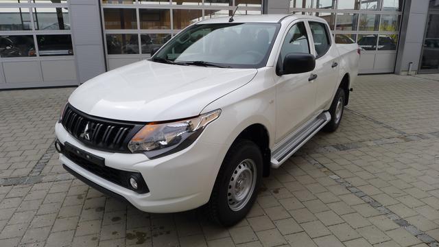 Mitsubishi L200 - 2.4 Di-D DoKa 4WD INVITE KLIMA TEMPOMAT EURO6