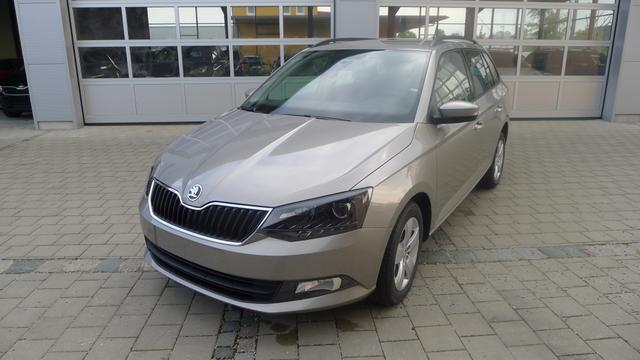 Skoda Fabia Combi - AmbitionPlus 1.0 TSI 70kW (95PS) Bluetooth SHZ PDC Dachreling
