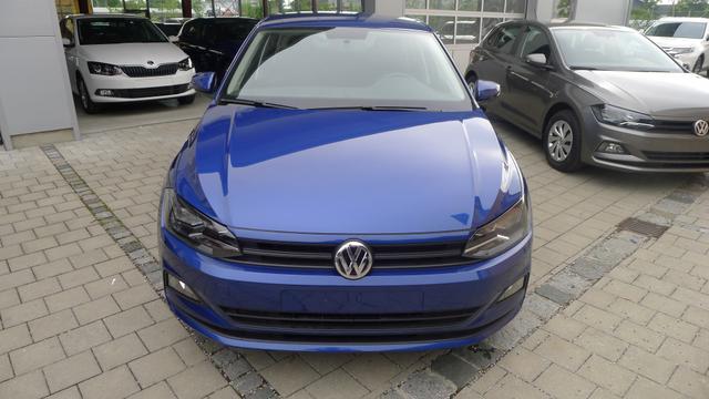 Volkswagen Polo - 1.0TSI 70kW COMFORTLINE ALU TEMPOMAT PDC