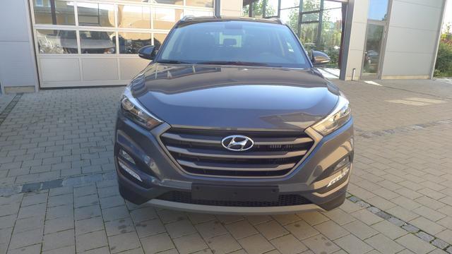 Hyundai Tucson - 1.6T PREMIUM 130kW NAVI LEDER KAMERA