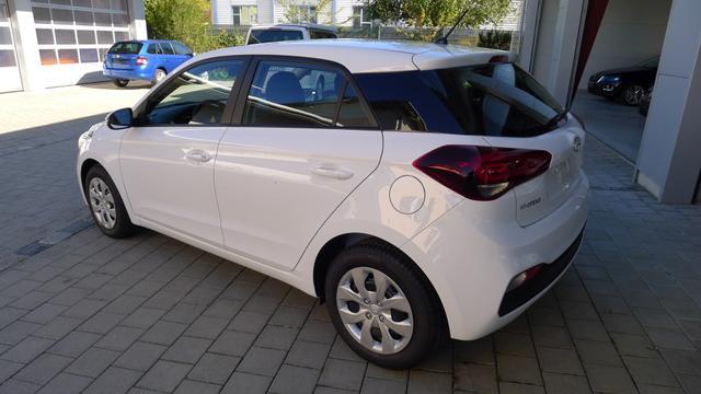 Hyundai i20 Neues Modell 1.2 COOL&SOUND 55kW KLIMA EURO6dTemp
