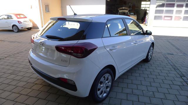 Hyundai EU i20 Neues Modell 1.2 COOL&SOUND 55kW KLIMA EURO6dTemp