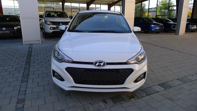 Hyundai i20 - 1.2 COOL&SOUND 55kW KLIMA EURO6dTemp