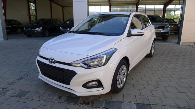 Lagerfahrzeug Hyundai i20 - Neues Modell 1.2 COOL&SOUND 55kW KLIMA EURO6dTemp
