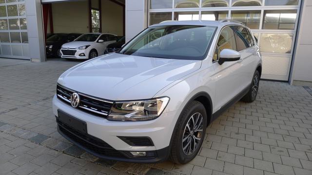 Volkswagen Tiguan - BUSINESS 1.6 TDI 85kW KLIMAAUTOMATIK NAVI ACC