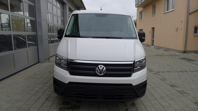 Volkswagen Crafter Kastenwagen - 30 Kasten 2.0TDI 103kW EU6 SCR BMT AHK KLIMA