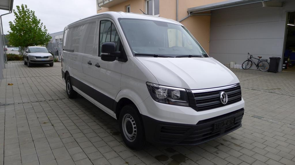 volkswagen crafter 30 kasten 2 0tdi 103kw eu6 scr bmt. Black Bedroom Furniture Sets. Home Design Ideas