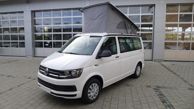 Volkswagen T6 California - BEACH 2.0TDi 75 kW (102PS) 5-Sitzer PDC EURO6dTemp