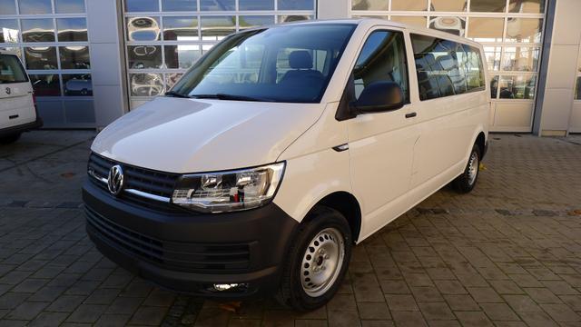 Volkswagen T6 Kombi - 2.0TDI 4MOTION 110kW Lang LR 8-Sitzer Klima EURO6