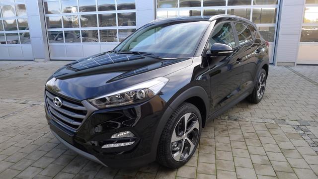 Hyundai Tucson - 1.6T PREMIUM 130kW 19