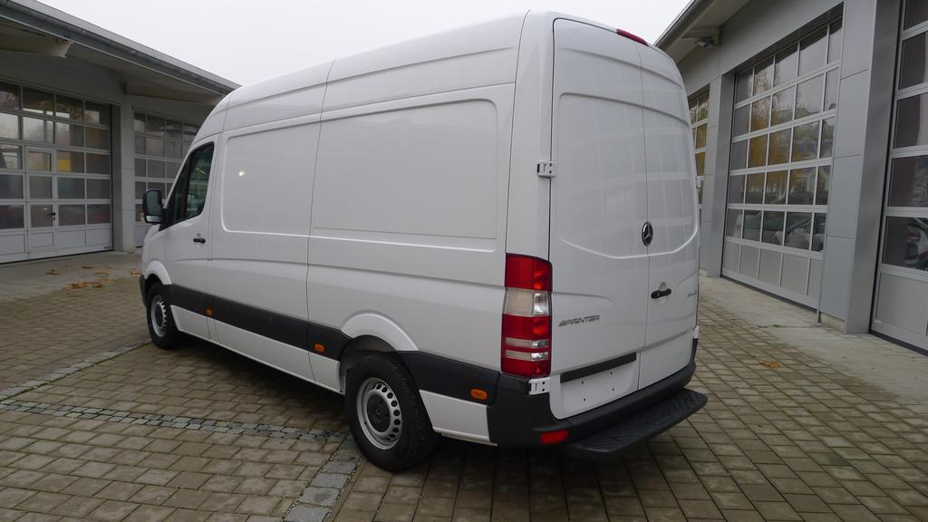 mercedes benz sprinter 316 cdi f37 35 hochdach klima. Black Bedroom Furniture Sets. Home Design Ideas