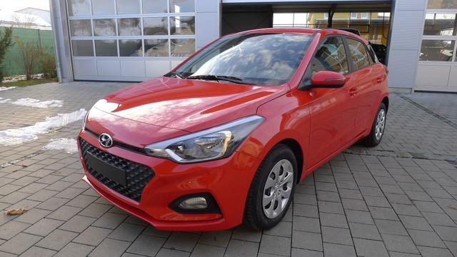 Hyundai i20 - Neues Modell 1.2 COOL&SOUND 55kW KLIMA EURO6dTemp