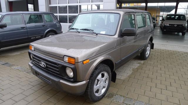 Lada Urban - 4x4 1.7i 5-türig EU6dTemp SHZ ALU AHK Lagerfahrzeug