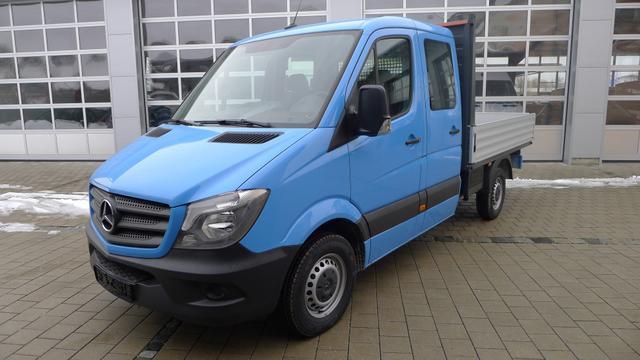 Mercedes-Benz Sprinter - 214CDI 105kW DoKa Pritsche 7-Sitzer