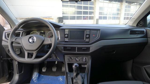 Lagerfahrzeug Volkswagen Polo - 1.0 59kW TRENDLINE Eu6dTemp KLIMA PDC