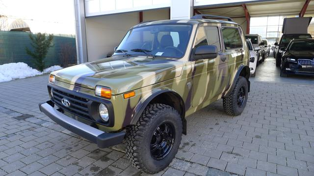 Lada Niva - BRONTO 4x4 1.7i OFFROAD KLIMA SHZ AHK #4105