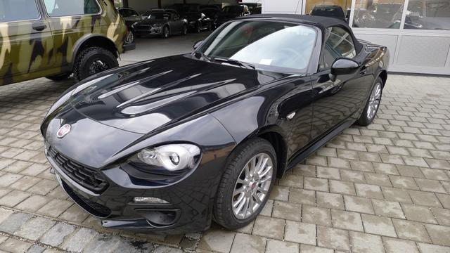 124 Spider - 1.4 TURBO 103kW KLIMA ALU