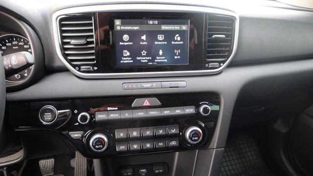 Kia Sportage 1.6GDI FACELIFT 2019 EU6dTemp NAVI LED KAMERA