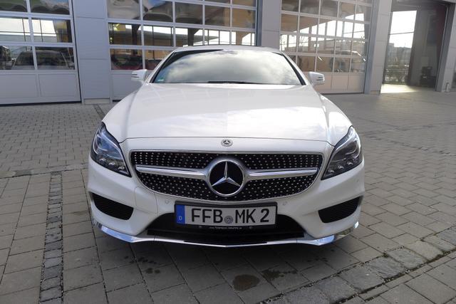 Mercedes-Benz CLS-Klasse CLS 350d AMG-Line 4Matic