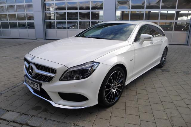 Mercedes-Benz CLS Shooting Brake - 350d AMG-Line 4Matic