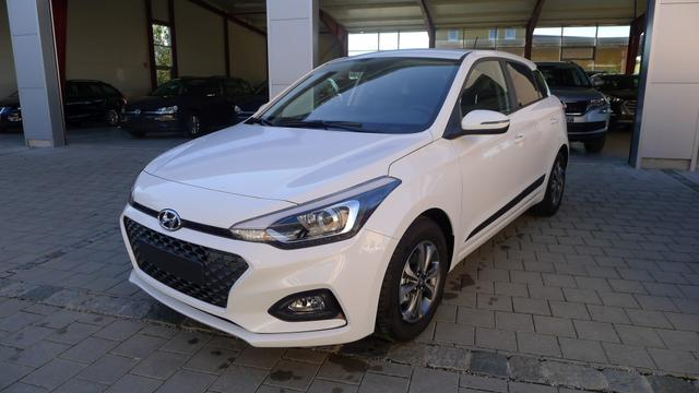 Hyundai i20 - Neues Modell 1.2 PREMIUM 62kW KAMERA PDC ALU