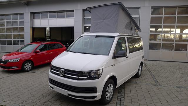Volkswagen T6 California - COAST 2.0TDi 110 kW EURO6dTemp
