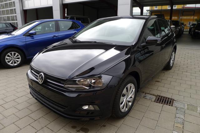 Volkswagen Polo - 1.0TSI 70kW COMFORTLINE Eu6dTemp SHZ TEMPOMAT PDC