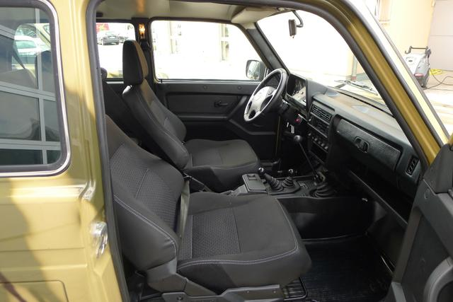 Lada Niva BRONTO 4x4 1.7i OFFROAD KLIMA SHZ AHK NSW #4646