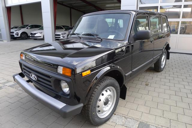 Lagerfahrzeug Lada Niva - 1.7 5-türig 4x4 ALLRAD 61kW AHK EU6dTemp