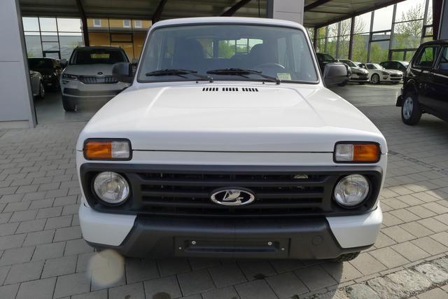 Lada Urban - 4x4 1.7i EU6dTemp SHZ ALU AHK
