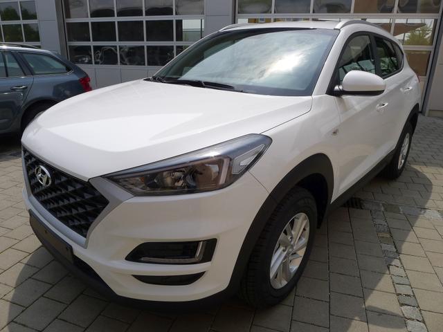 Hyundai Tucson - 1.6GDI NEUES MODELL 97kW SHZ PDC KLIMA