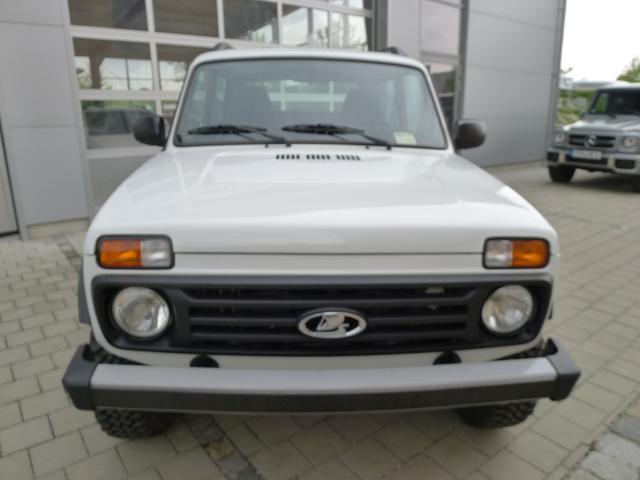 Lada Niva - BRONTO 4x4 1.7i OFFROAD KLIMA SHZ AHK #4466