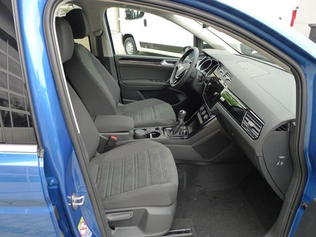 Volkswagen Touran HIGHLINE R-LINE 1.5TSi 110kW 7-Sitzer LED NAVI KAMERA KEYLESS
