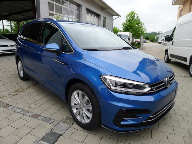 Volkswagen Touran HIGHLINE R-LINE 1.5TSi DSG 110kW LED NAVI KAMERA KEYLESS