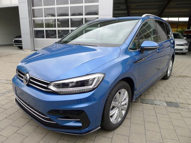 Volkswagen Touran - HIGHLINE R-LINE 1.5TSi DSG 110kW 7-Sitzer LED NAVI KAMERA KEYLE