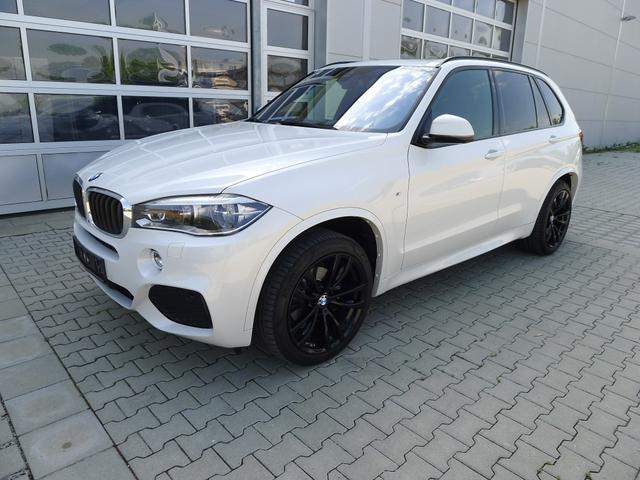 BMW X5 - xDrive30d M-PAKET AHK B&O HUD STANDHEIZUNG