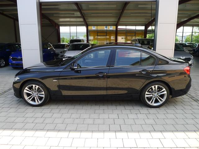 BMW 3er - 318i Steptronic Sportline NAVI LED 3800Km