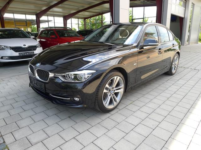 BMW 3er - 318i Steptronic Sportline NAVI LED 3800Km