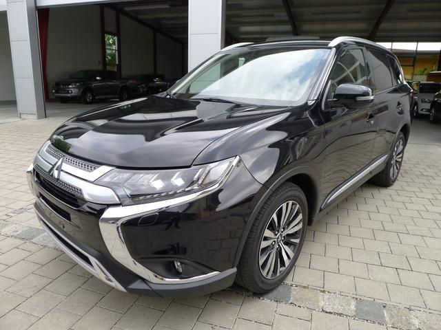 "Vorlauffahrzeug Mitsubishi Outlander - 2.0 110kW 4WD Automatik INTENSE LED KAMERA DAB 18""ALU"