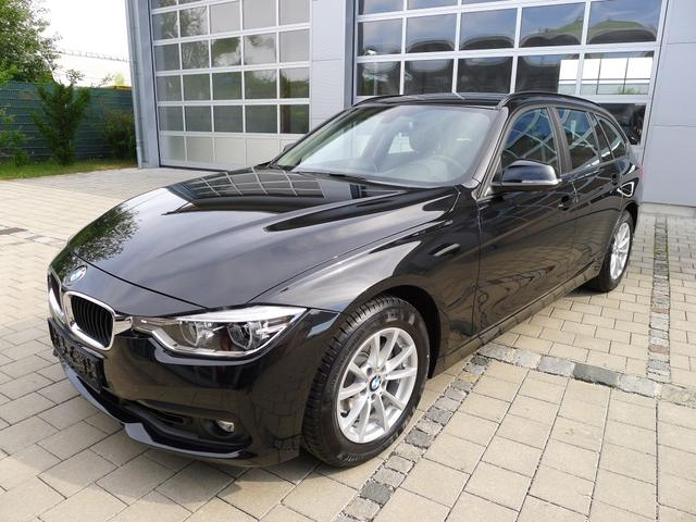 BMW 3er Touring - 318i Steptronic Advantage NAVI LED 7500Km