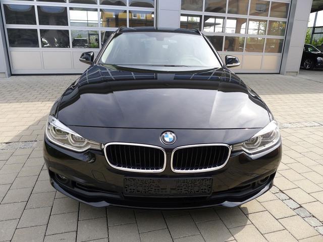 BMW 3er Touring - 318i Steptronic Advantage NAVI LED 7500Km