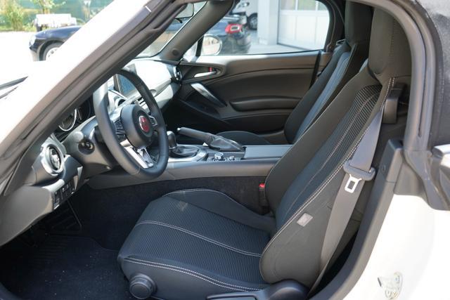 Fiat 124 Spider 1.4 TURBO 103kW NAVI KLIMA ALU