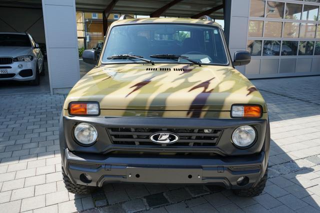 Lada Niva - BRONTO 4x4 1.7i OFFROAD KLIMA SHZ AHK NSW #4462
