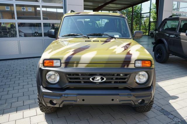 Lada Niva - BRONTO 4x4 1.7i OFFROAD KLIMA SHZ AHK NSW #4436