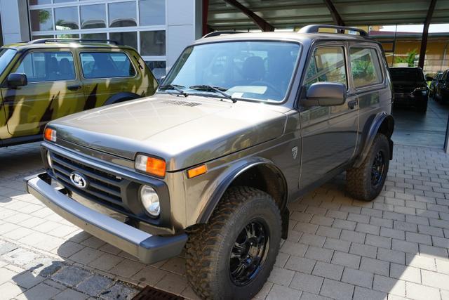 Lagerfahrzeug Lada Niva - BRONTO 4x4 1.7i OFFROAD KLIMA SHZ AHK #4875
