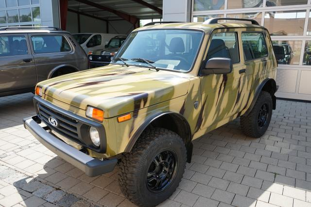 Lada Niva - BRONTO 4x4 1.7i OFFROAD KLIMA SHZ AHK #4582