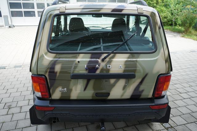 Lada Niva BRONTO 4x4 1.7i OFFROAD KLIMA SHZ AHK NSW #4758