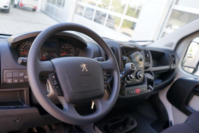 Peugeot Boxer - 330 L1H1 2.2HDi 88kW Neues Modell Eu6dTemp KLIMA PDC